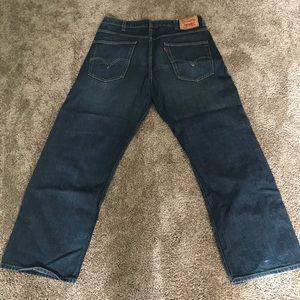 Levi's 569 Jeans 38/32